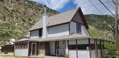 Clear Creek County Single Family Home Active: 1977 County Road 308