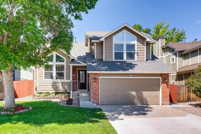 Castle Rock Single Family Home Under Contract: 35 North Carlton Street