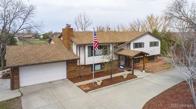 Adams County Single Family Home Active: 15849 Harvest Court
