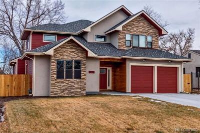 Single Family Home Active: 3350 South Eudora Street