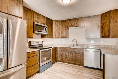 Aurora Single Family Home Under Contract: 2398 Nome Street