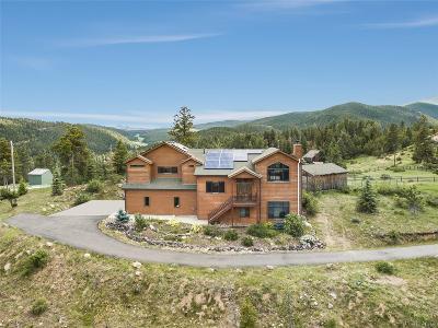 Evergreen Single Family Home Under Contract: 6521 Vera Lane