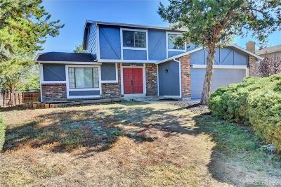 Aurora Single Family Home Active: 15869 East Tennessee Avenue