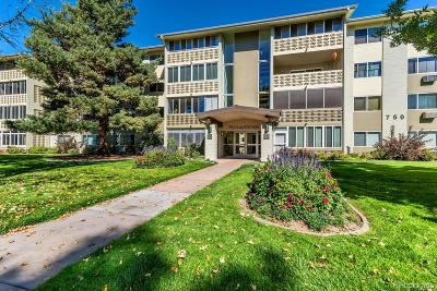 Denver Condo/Townhouse Active: 750 South Alton Way #11B