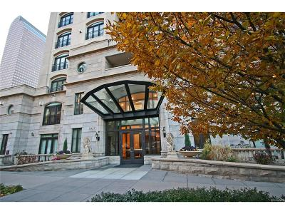 Condo/Townhouse Under Contract: 1827 North Grant Street #302