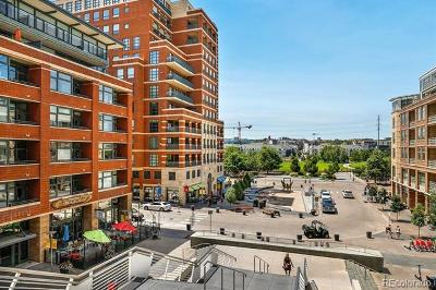 Denver Condo/Townhouse Active: 1590 Little Raven Street #304