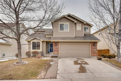 Highlands Ranch Single Family Home Under Contract: 318 Kingbird Circle