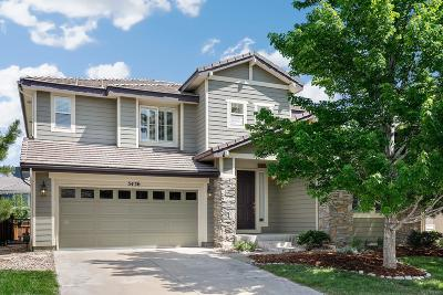 Highlands Ranch Single Family Home Under Contract: 3436 Westbrook Lane