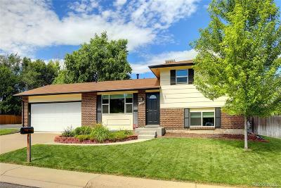 Single Family Home Under Contract: 3019 South Akron Court