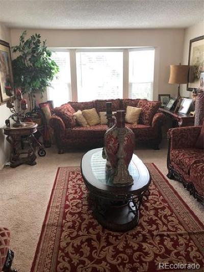 Aurora Single Family Home Active: 14568 East Evans Avenue