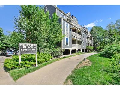Boulder Condo/Townhouse Active: 2301 Pearl Street #36