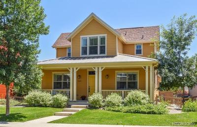 Indian Peaks Single Family Home Active: 2822 Crater Lake Lane