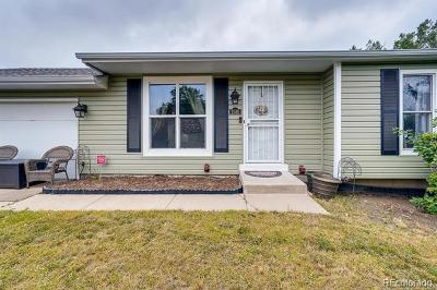 Federal Heights Single Family Home Active: 2516 West 99th Place