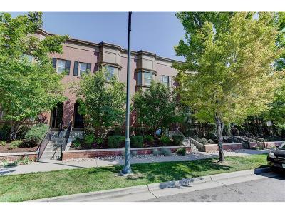 Denver CO Condo/Townhouse Active: $385,000