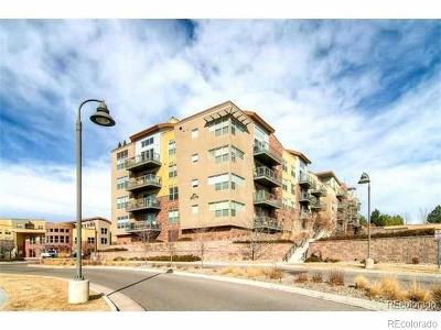 Arapahoe County Condo/Townhouse Active: 9019 East Panorama Circle #D-311