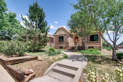 Wheat Ridge Single Family Home Under Contract: 3002 Ames Street