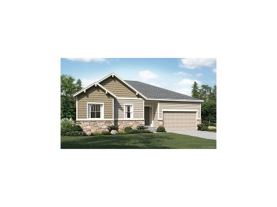 Aurora, Denver Single Family Home Active: 27054 East Indore Avenue