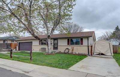 Westminster Single Family Home Active: 9096 Lasalle Place