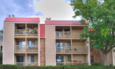 Aurora Condo/Townhouse Active: 14751 East Tennessee Drive #234