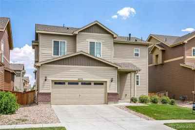 Commerce City Single Family Home Active: 12172 Village Circle