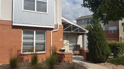Denver Condo/Townhouse Active: 84 Spruce Street #802