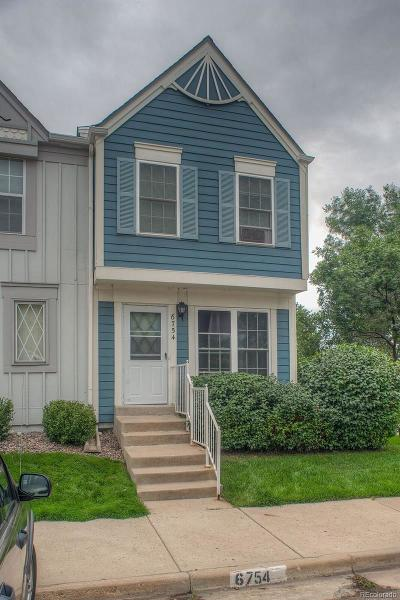 Littleton Condo/Townhouse Active: 6754 South Independence Street