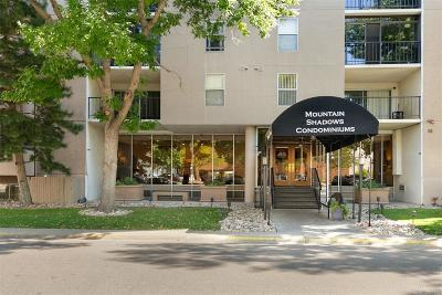 Denver Condo/Townhouse Active: 2 Adams Street #1205