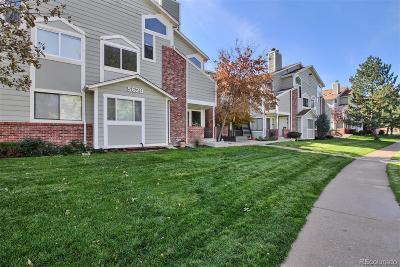 Arvada Condo/Townhouse Sold: 5620 West 80th Place #72