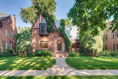 Single Family Home Active: 1925 Locust Street