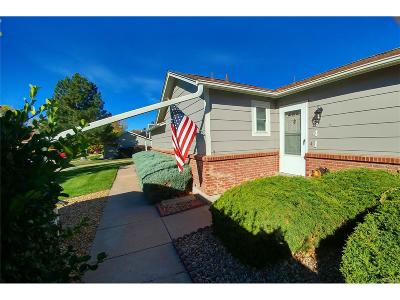 Littleton Condo/Townhouse Active: 541 West Crestline Circle