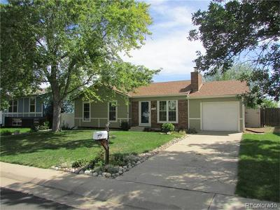 Broomfield Single Family Home Active: 1736 Cottonwood Street