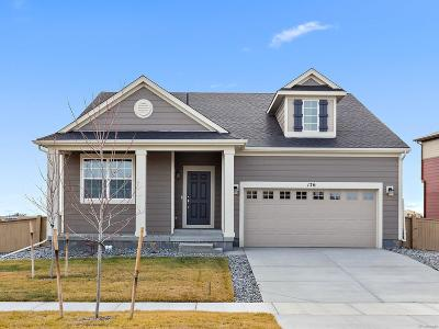 Longmont Single Family Home Under Contract: 176 Western Sky Circle
