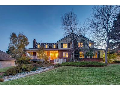 Littleton Single Family Home Under Contract: 6 Mourning Dove Lane
