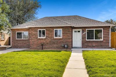 Single Family Home Active: 2686 Poplar Street