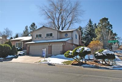 Littleton CO Single Family Home Active: $449,000