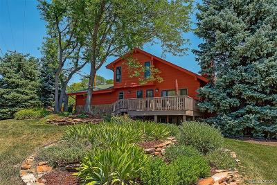 Arvada Single Family Home Under Contract: 7628 Simms Street