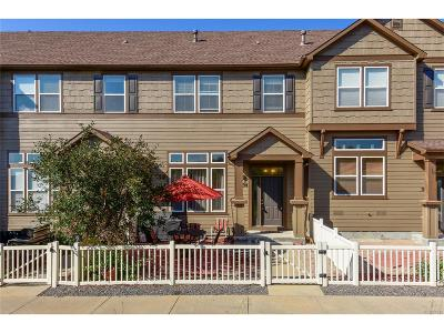 Castle Rock Condo/Townhouse Under Contract: 3794 Tranquility Trail