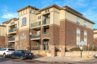 Aurora Condo/Townhouse Active: 3872 South Dallas Street #7-307