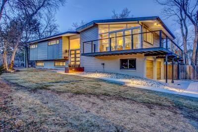 Littleton Single Family Home Under Contract: 7555 South Sheridan Court