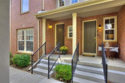 Denver Condo/Townhouse Active: 2820 Ulster Street