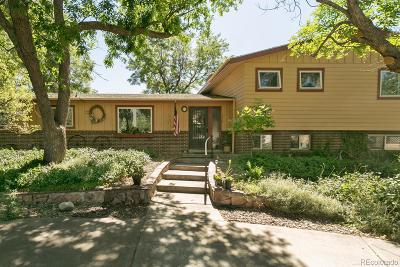 Aurora CO Single Family Home Active: $520,000