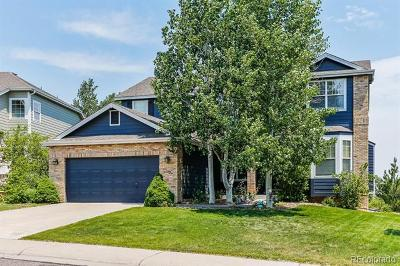 Castle Pines CO Single Family Home Active: $584,725