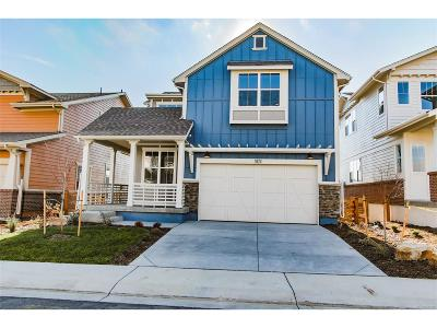 Broomfield Single Family Home Under Contract: 1872 West 137th Drive