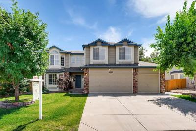 Centennial Single Family Home Under Contract: 22310 East Lake Lane