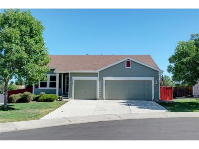 Highlands Ranch Single Family Home Active: 4349 Chatswood Court