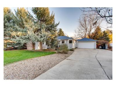 Arvada Single Family Home Active: 6706 Ralston Road