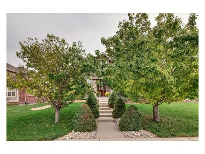 Castle Rock Single Family Home Under Contract: 3378 Soaring Eagle Lane