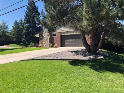 Littleton CO Single Family Home Active: $785,000
