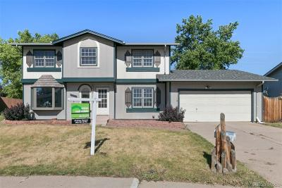 Single Family Home Active: 657 South Flower Street