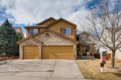 Highlands Ranch Single Family Home Under Contract: 355 Rose Finch Circle